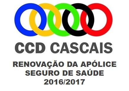Informação aos Sócios – Renovação da Apólice Seguro Saúde CCD 2016/2017