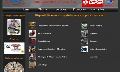 Protocolo com a Auto-Reparadora S. Nunes, Lda.
