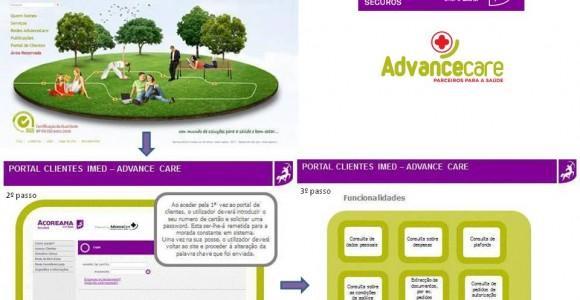 Acesso ao portal da AdvanceCare