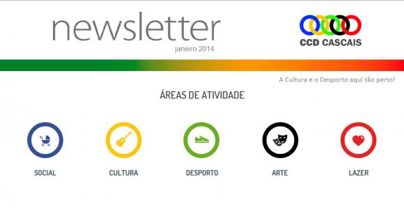Newsletter CCD –  janeiro 2014
