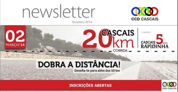 Newsletter CCD –  fevereiro 2014