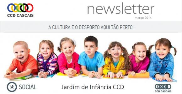 Newsletter CCD Cascais – março 2014