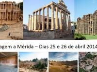 Viagem a Mérida