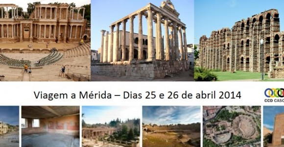Convite da Viagem a Mérida