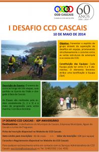 1º Desafio CCD Cascais