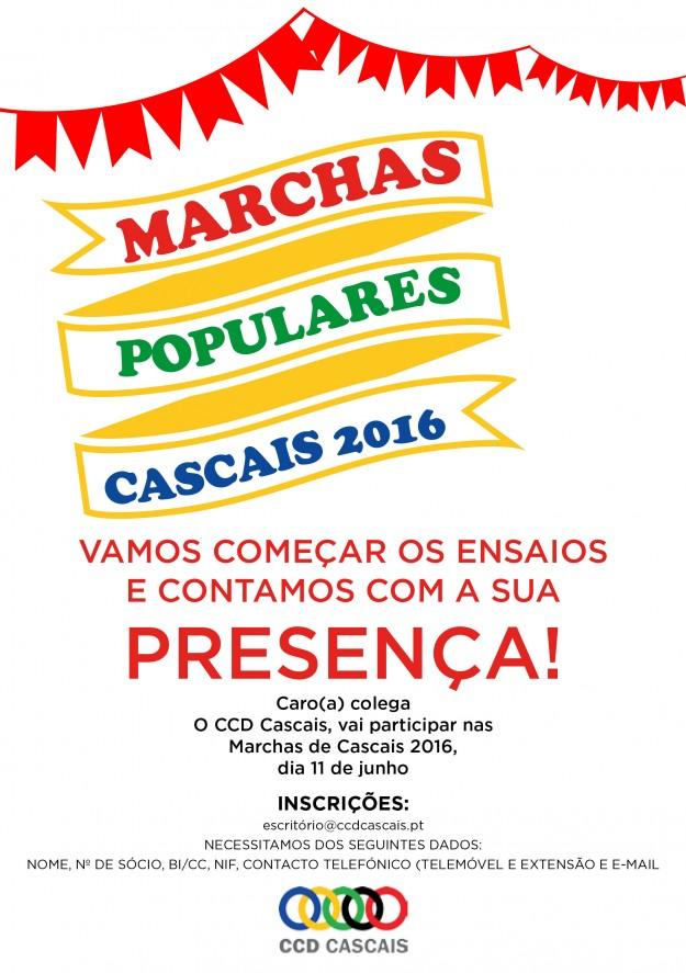 Marchas Populares Cascais 2016