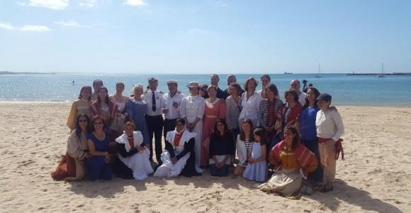 Participação do CCD na Abertura da Época Balnear