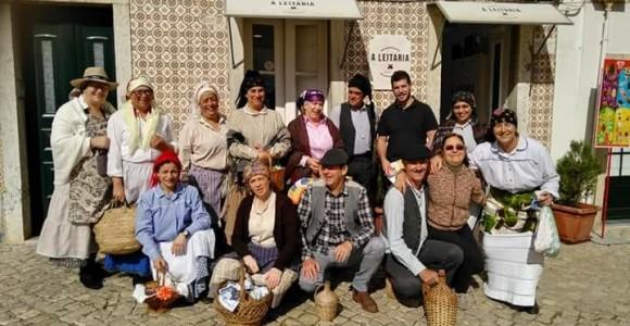 Participação na Festa dos Maios