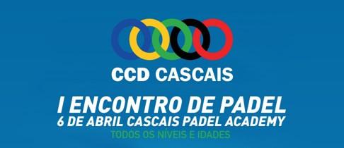 I ENCONTRO DE PADEL