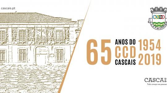 Convite para Lançamento do Livro dos 65 anos CCD